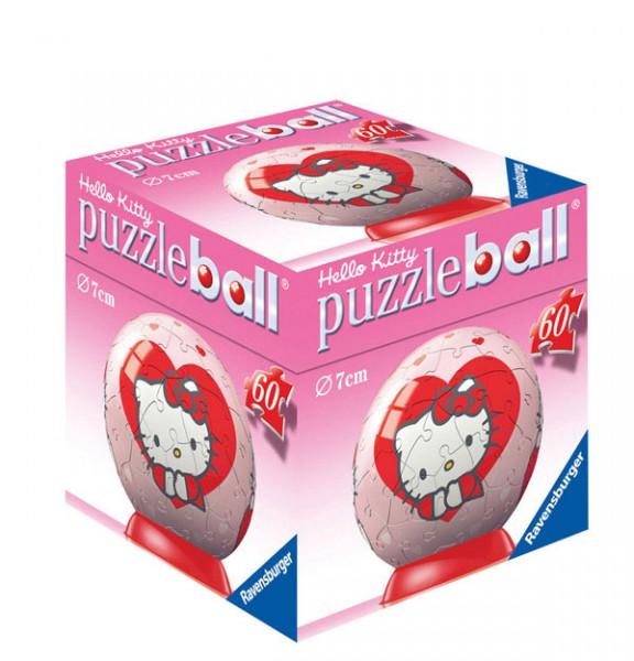 Puzzleball Hello Kitty Herz
