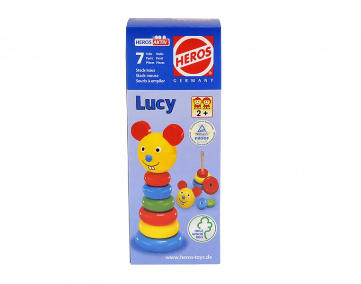 Heros Steckmaus Lucy 73602