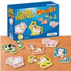Beleduc Funny Friends Puzzle 10132