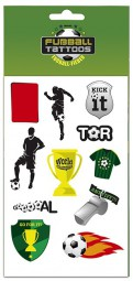 moses Verlag Fußball-Fieber Tattoos 30421