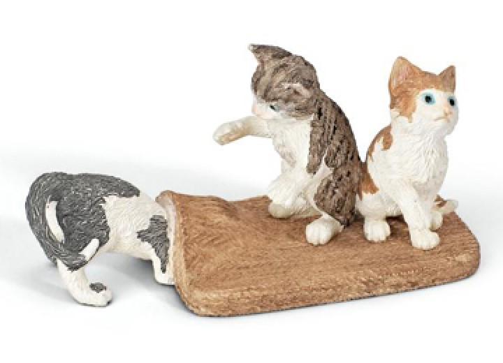 Schleich Katzenjungen 13674