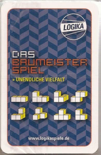 Logika Vorlegekarten/Baumeisterspielkarten für Profis