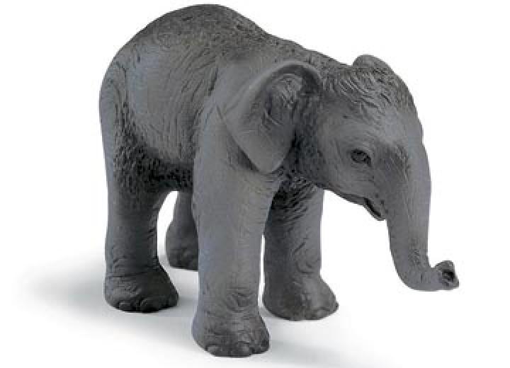Schleich Asiatisches Elefantenbaby 14343