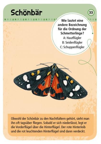 moses Verlag Expedition Natur - 50 heimische Schmetterlinge 9722