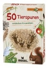 moses Verlag Expedition Natur - 50 Tierspuren 9724