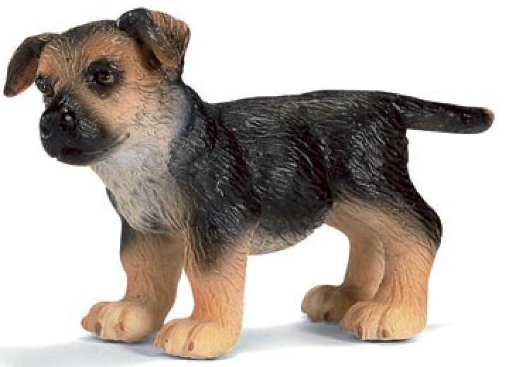 Schleich Schäferhund Welpe 16343