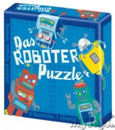 Moses Das Roboter Puzzle 50200