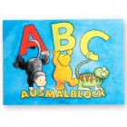 ABC Ausmalblock mini 18710