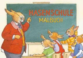 Malbuch Hasenschule 18547