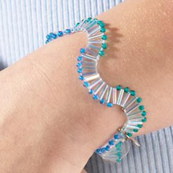 Haba Armband Blaue Welle 6832