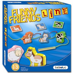 Beleduc Funny Friends Line 22416