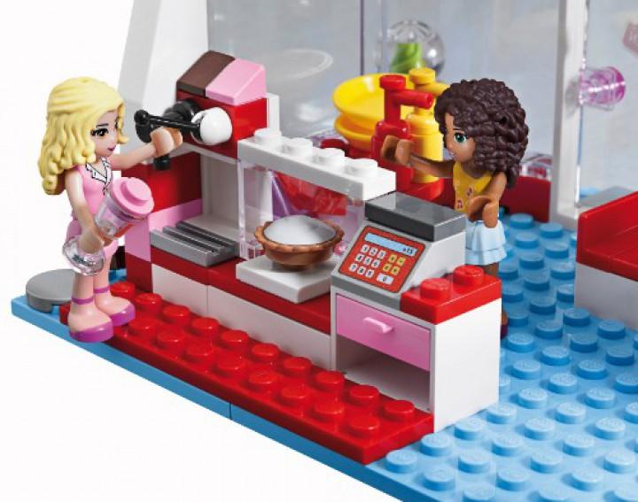 Lego Friends Cafe 3061