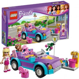 Lego Friends Stephanie's Cabrio 3183