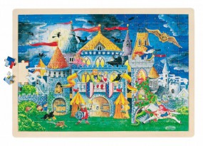 goki Puzzle Märchenstunde 57949