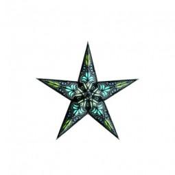 Starlightz Leuchtstern jaipur/turquoise