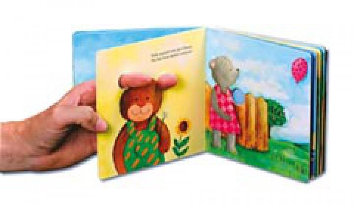 Mein Fingerspielbuch: Ohren wackeln, Beine zappeln