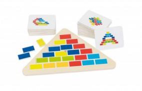 goki Segmentpuzzle Dreieck 57924