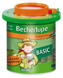 moses Becherlupe Basic Expedition Natur 9636