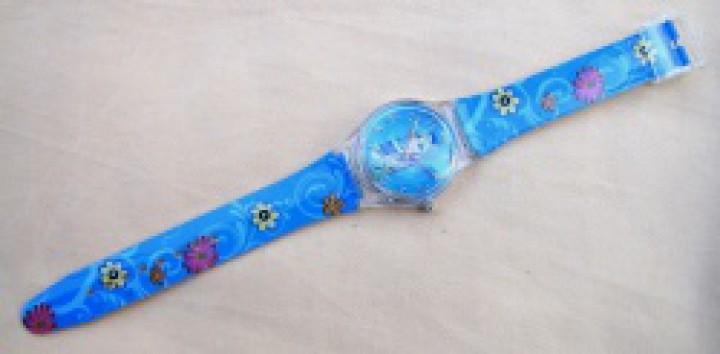 Kinderarmbanduhr Youngster Manga Flowerpower 21957