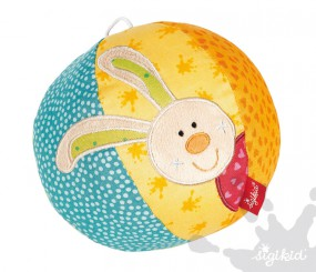 Sigikid Ball Rainbow Rabbit 40581