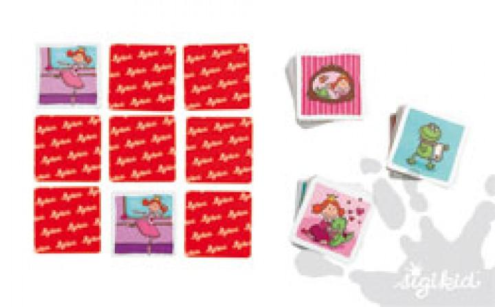 Sigikid Pinky Queeny Memospiel 40612