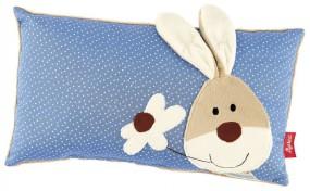 Sigikid 40992 Kissen Semmel Bunny