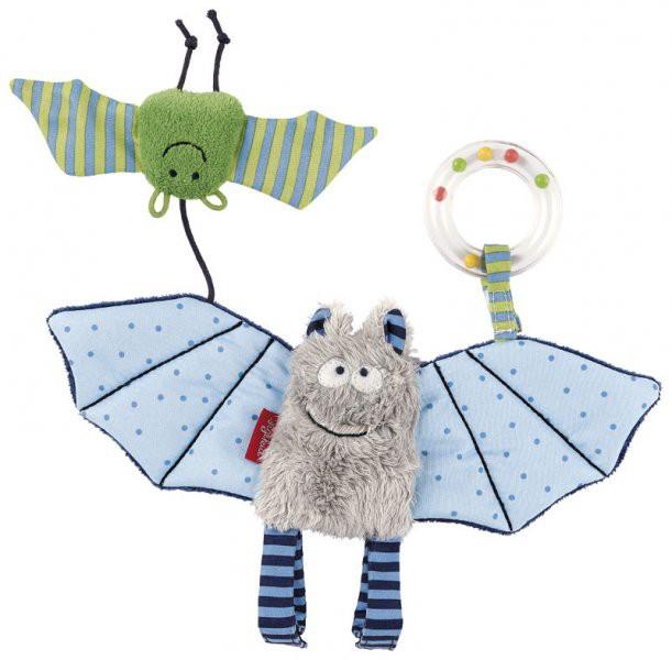 Sigikid 41013 Babyschalenanhänger Fledermaus