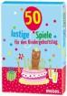 Moses 50 lustige Spiele für den Kindergeburtstag 21045