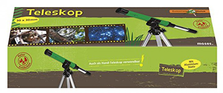 moses Expedition Natur Teleskop 9697