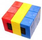Logika Vier Farben Block