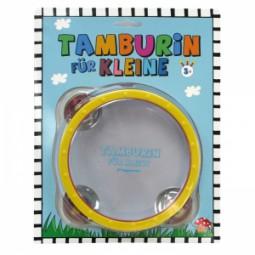 Voggenreiter Tamburin für Kleine