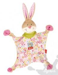 Sigikid Schnuffeltuch Bungee Bunny 48933
