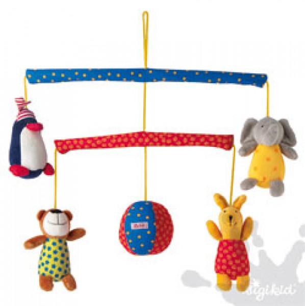 Sigikid Soft - Mobile Tiere 49543