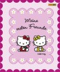 Freundebuch Hello Kitty