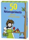moses 50 Naturexperimente - Geh raus und werde Forscher 21079