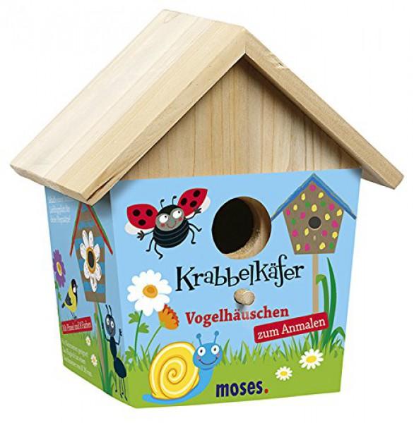 moses Verlag 16056 Krabbelkäfer Vogelhäuschen