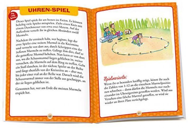 moses Verlag 3158 Die schönsten Murmelspiele