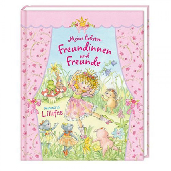 Freundebuch Prinzessin Lillifee