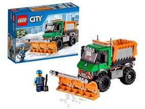 Lego City 60083 Schneepflug