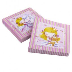 Partyservietten Sweet Little Princess 551451