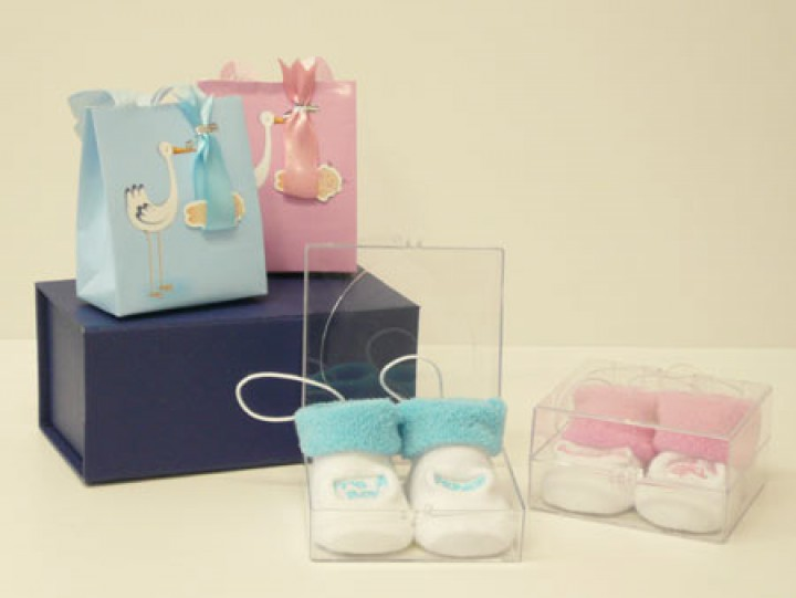Spieluhr in Geschenktüte 17002