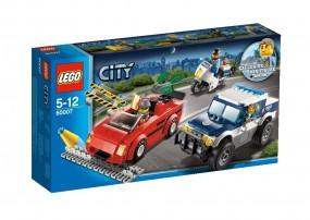 Lego City Verfolgungsjagd 60007