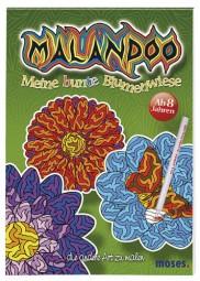 moses Malandoo - Meine bunte Blumenwiese