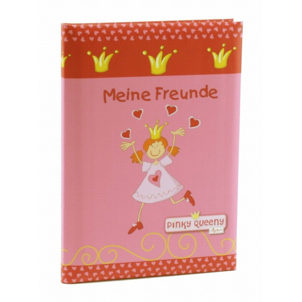 Freundebuch Pinky Queeny 41362