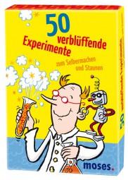 Moses 50 verblüffende Experimente zum Selbermachen und Staunen 21066