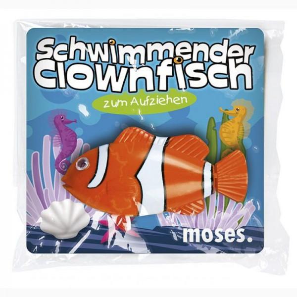 Moses schwimmende clownfische zum aufziehen das