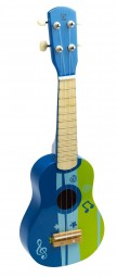 Ukulele, blau E0317