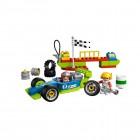 Lego Duplo Ville Rennfahrzeug 6143