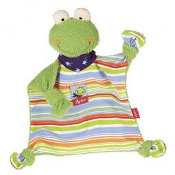 Sigikid Schnuffeltuch Fortis Frog 48934