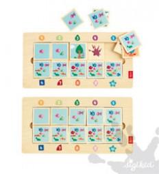 Sigikid Lern-Puzzle Babaluba 75049